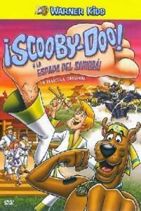 descargar Scooby-Doo! Y La Espada Del Samurai – DVDRIP LATINO