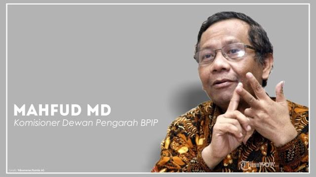 Pernah Ditawari Jadi Menteri era Jokowi-JK, Mahfud MD Menolak karena Faktor Prabowo