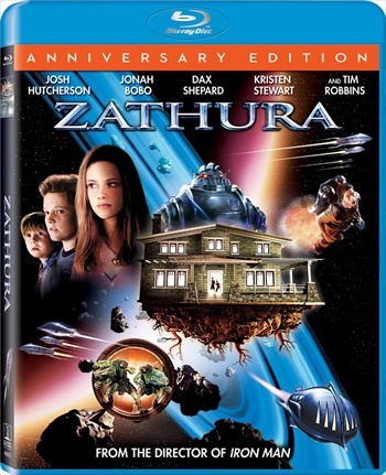 Zathura A Space Adventure 2005 Dual Audio Hindi 480p BluRay 300mb