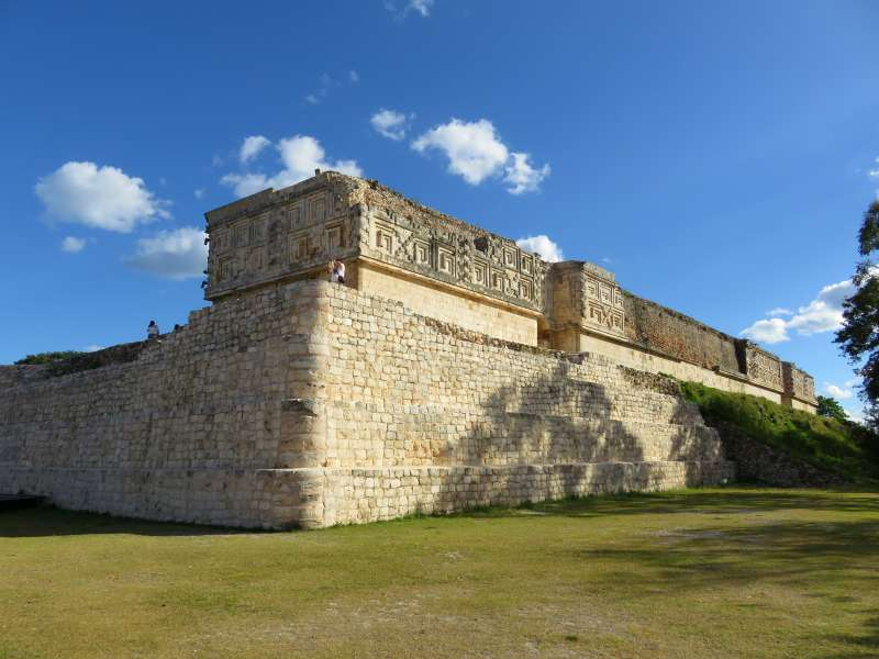 House of Turtles, Uxmal
