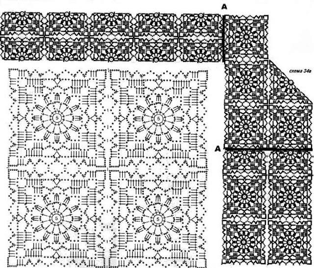 журнала МОД № 4 (476) схема