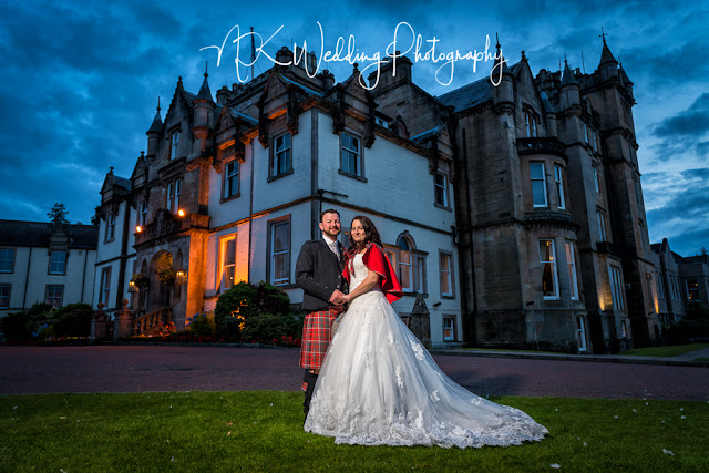Cameron House Hotel Wedding Photography
