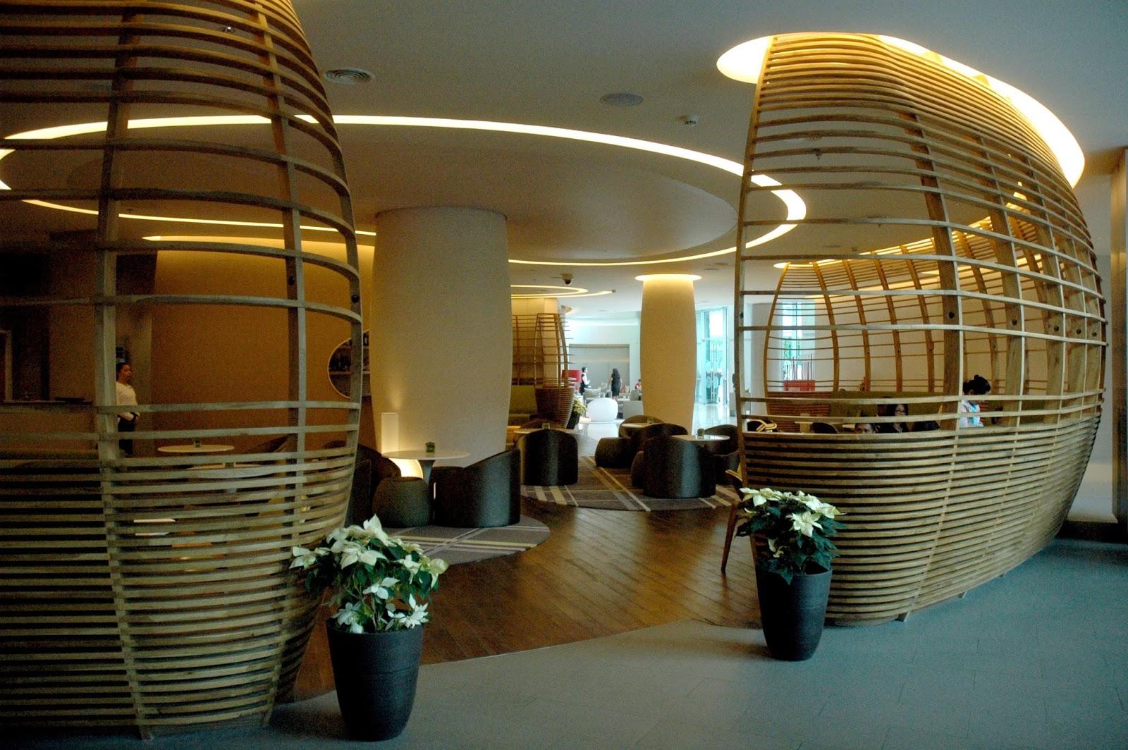 Restaurant Hotel Novotel Masy