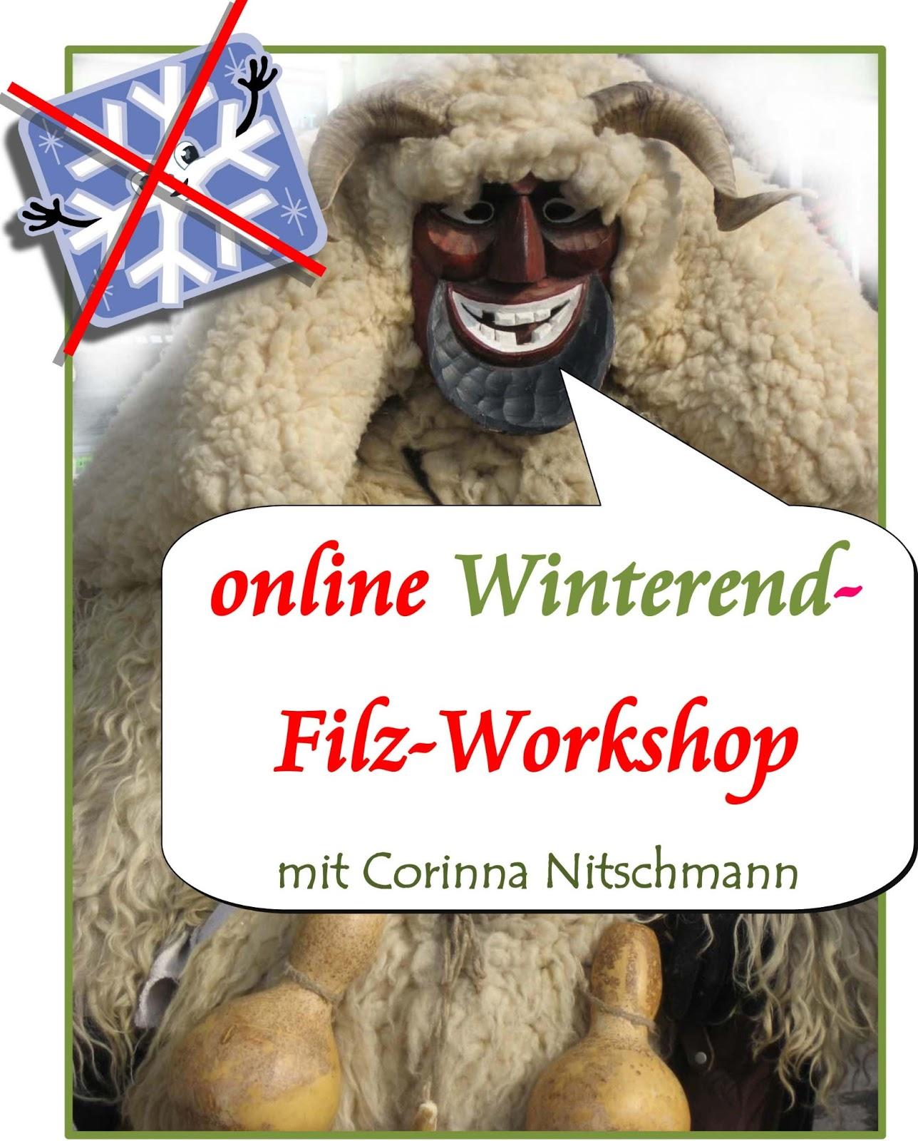corinna-nitschmann online Filzkurse
