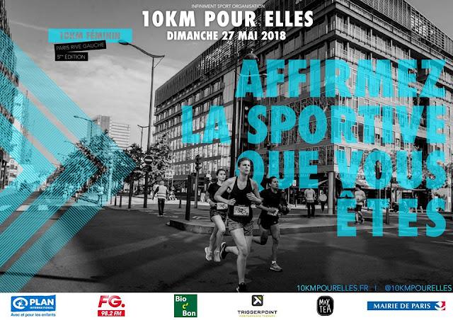 concours 10km pour elles course a pied