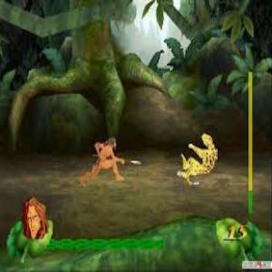 Download Tarzan Game Highly Compressed For PC
