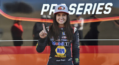 Hailie Deegan Earned The First Pole By A Female In K&N Pro Series History