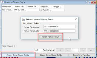 Cara Menambahkan Nomor Seri Faktur Pajak Di Aplikasi eFaktur Pajak Online