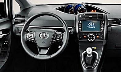 2017 Toyota Verso Release Date, Price, Rumors