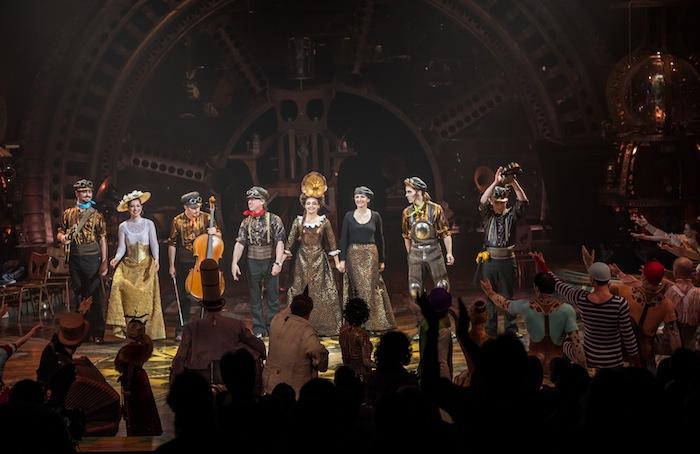 Cirque du Soleil Kurios costumes