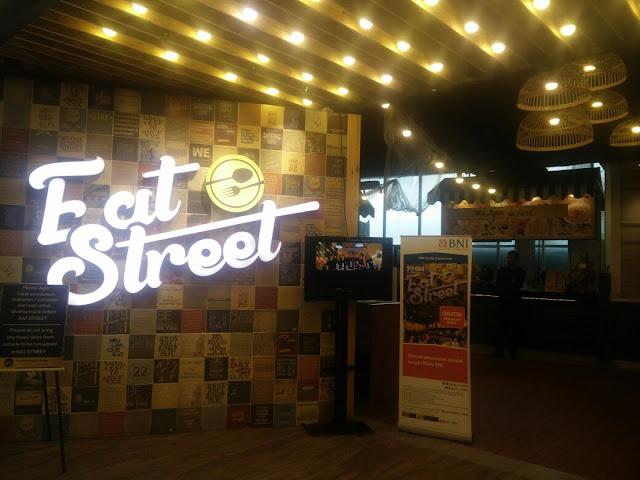 Banyak Promo di Eat Street