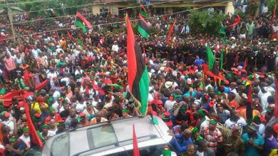 National Assembly urged to conduct a referendum on Biafra