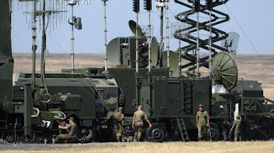 Rusia se prepara en Siria para una futura guerra espacial