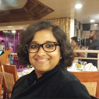 Author Reshma Ranjan