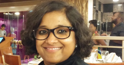 On Writing: Interview with Romance Author Reshma Ranjan