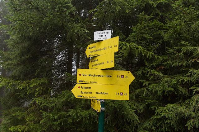 Riemannhaus – Peter-Wiechenthaler-Hütte  Steinernes Meer  Saalfelden-Leogang  Wandern im SalzburgerLand 11