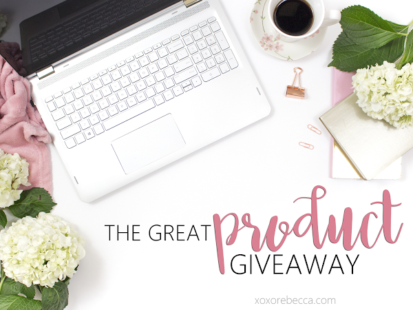 The Great Product Giveaway Submissions