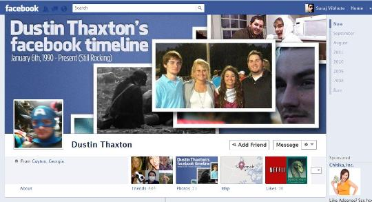 facebook timeline creative profile 14