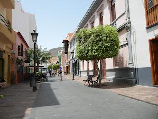 Recorriendo San Sebastián de la Gomera