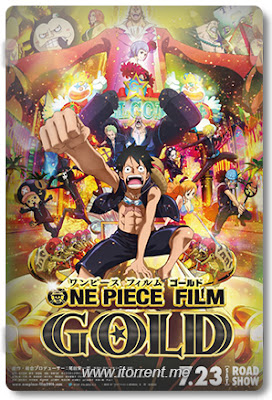 One Piece Filme Gold
