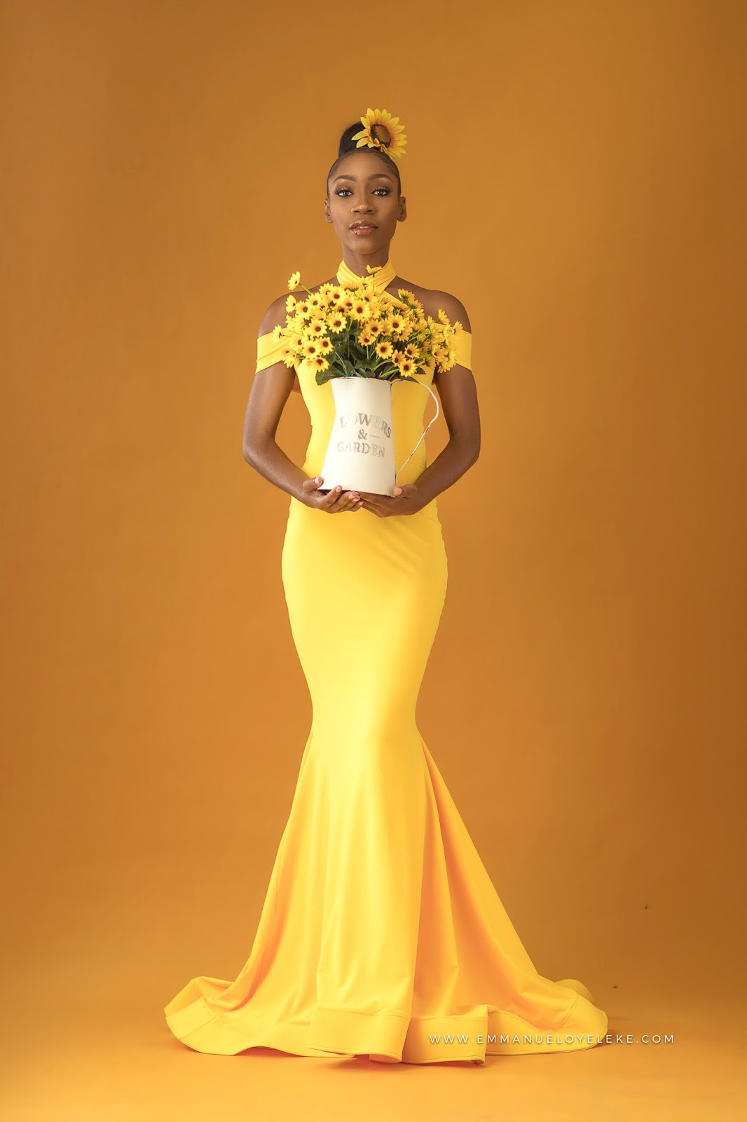 "Miss ""MBGN"" Tourism 2014 Chinyere Adogu Releases New Dazzling & Amazing Photos"