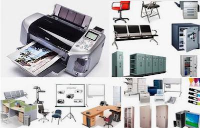 toko pusat penjualan office equipment terlengkap Jabodetabek