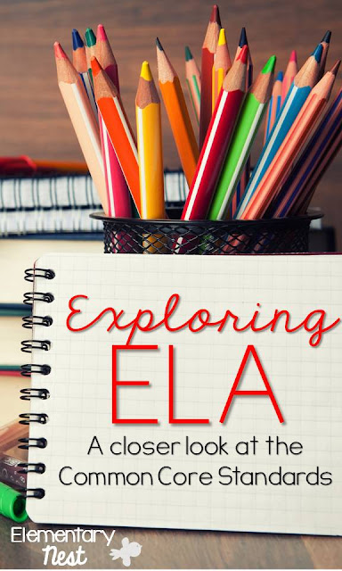 ELA- Common Core Aligned Study