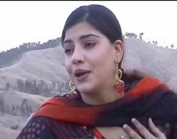 Pashto Drama Cut Actress Ghazal Gul New Pictures  Welcome -2456