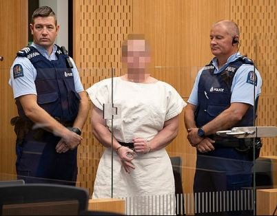 New Zealand mosque killer faces an 'unprecedented' life sentence in prison without parole but he may avoid terror charges