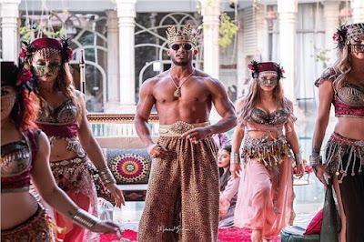 محمد رمضان, اختيار اللوك, اسباب اختيار المغرب لتصوير السلطان, مسلسل جديد, البرنس,