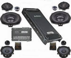 Dengan sistem yang semakin canggih dan teknologi baru seperti integrasi player musik, audio Bluetooth untuk mobil, seringkali membuat bingung tentang hardware audio mobil ini. Maka sangat di sarankan untuk