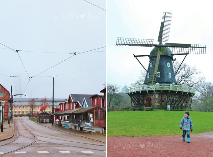 Travelguide Malmö | Reisetipps - Fischmarkt & Windmühle