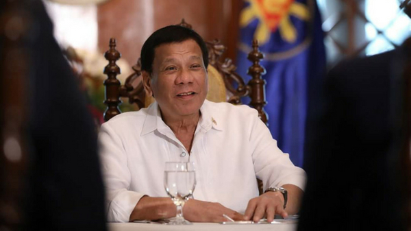 "Palace assures Duterte is ""fine and well"""