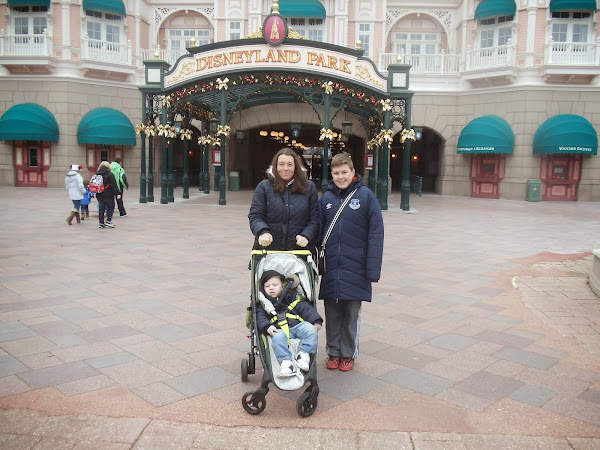 Disneyland Paris Christmas 2014 - Everything Else