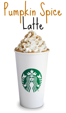 Make Your Own Starbucks Pumpkin Spice Latte