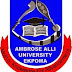 AAU School Fees Schedule – 2014/2015 Session