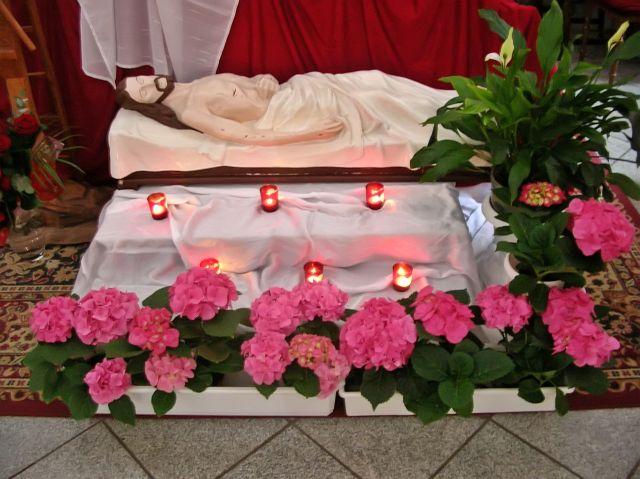 święta, Wielka Sobota, Wielkanoc, grób