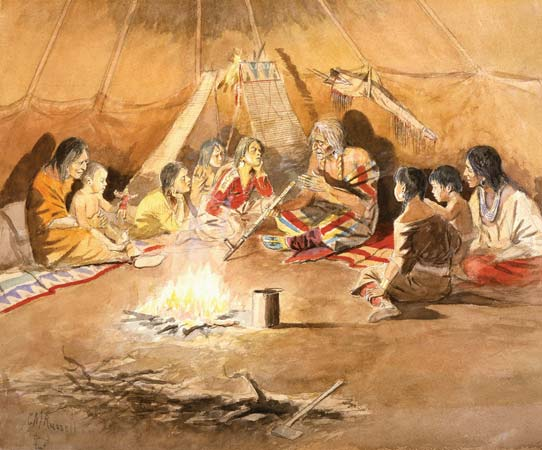 Example Of Oral Tradition 43