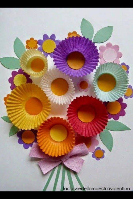 Shine Kids Crafts Recycle Paper Flower Kids Can Make For