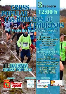 Cross Bodegas Cembranos 2019