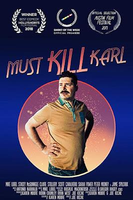 Must Kill Karl 2018 movie poster short film