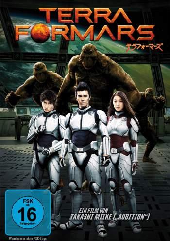 Missão em Marte Torrent – BluRay 720p/1080p Dual Áudio