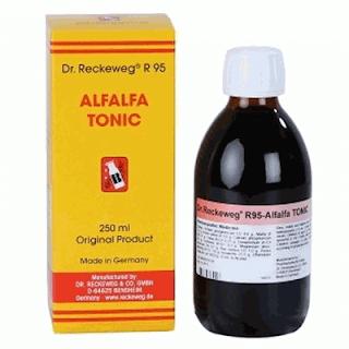 alfalfa tonic in hindi