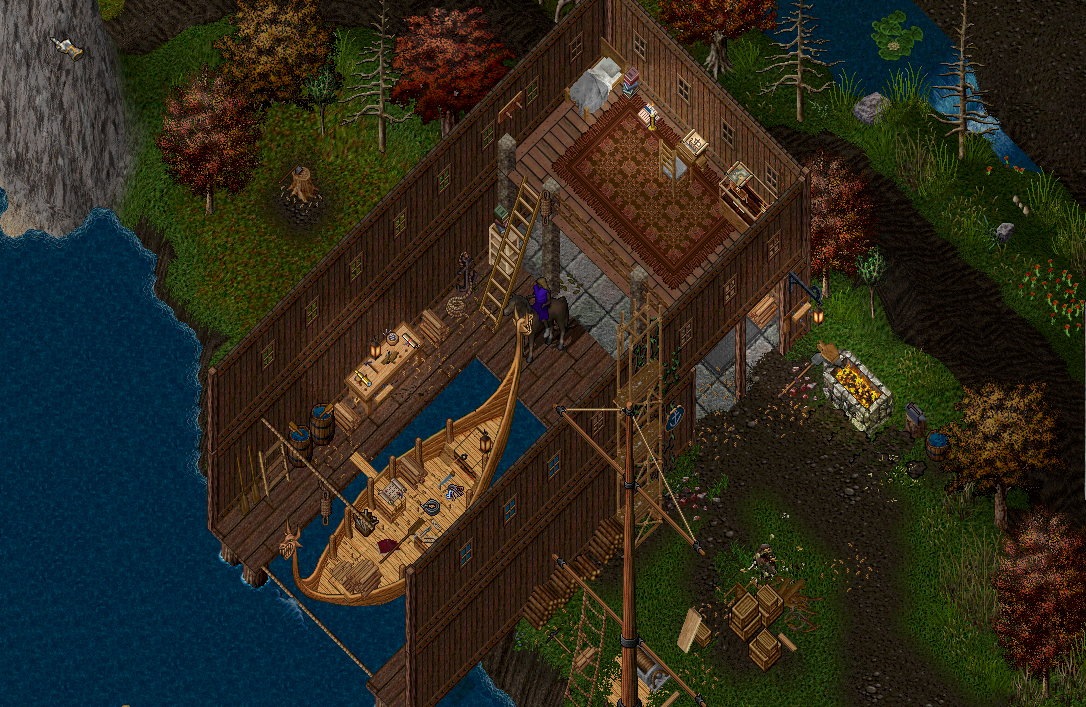 Ultima Online - Thoughts, Theories and Memories: The beautiful UO