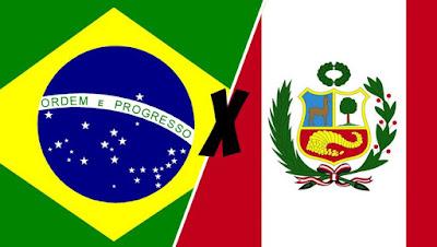 Horário do Jogo Brasil x Peru 15/11/2016