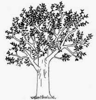 Contoh Tes Menggambar Pohon