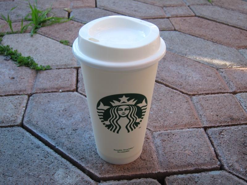 Review Starbucks Reusable 1 Cup