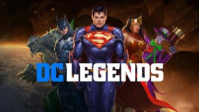 Download DC Legends: Battle for Justice Mod Apk