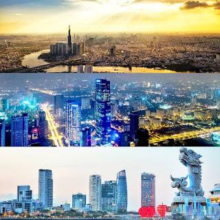 Ba thành phố lớn nhất Việt nam