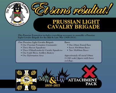 Prussian Light Cavalry